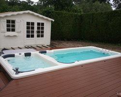 Bairo Piscines - Trosly-Breuil - Spa de nage